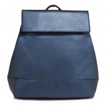 Dámský námořnicky modrý batoh Sasha 435