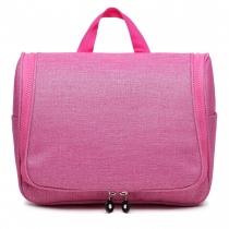 Růžová kosmetická cestovní taška Amy 1757