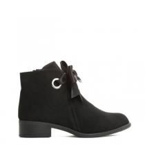 Dámské černé kotníkové boty Bette 073