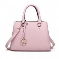 Dámská růžová kabelka Noelle 1752