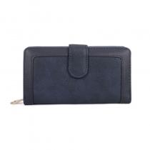 Dámská modrá peněženka Amber 1511