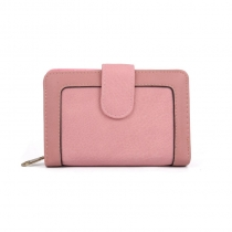 Dámská růžová peněženka Joyce 1512