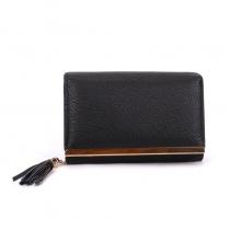 Dámská černá peněženka Nikki 1543