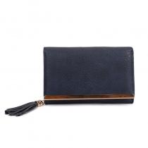 Dámská modrá peněženka Nikki 1543