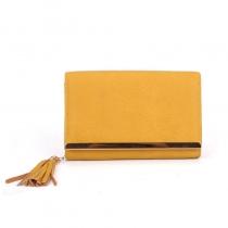 Dámská žlutá peněženka Nikki 1543