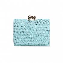 Dámská modrá peněženka Jackie 1781