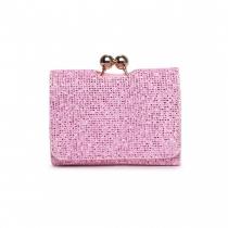 Dámská růžová peněženka Jackie 1781