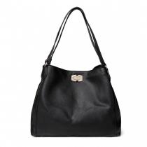 Dámská černá kabelka Angela 1753