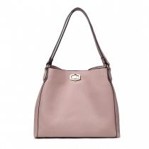Dámská růžová kabelka Angela 1753