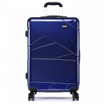 Dámský velký námořnicky modrý kufr Paddy 1772L
