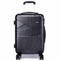 Dámský malý šedý kufr Rotta 1772L