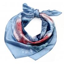 Dámský modrý šátek Miriam 018