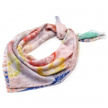 Dámský barevný šátek Minna 031