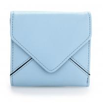 Dámská modrá peněženka Lavange 1087