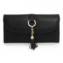 Dámská černá peněženka Ludgy 1091