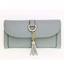 Dámská modrá peněženka Ludgy 1091