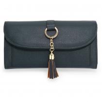 Dámská námořnicky modrá peněženka Ludgy 1091