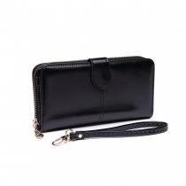Dámská černá peněženka Daffy 1782