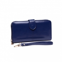 Dámská námořnicky modrá peněženka Daffy 1782