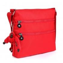 Dámská červená kabelka Beatta 544