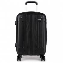 Dámský střední černý kufr Orion 1777