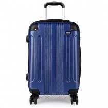 Dámský střední námořnicky modrý kufr Orion 1777