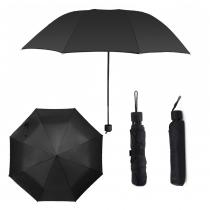 Černý skládací deštník Mario 011