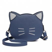 Dámská modrá kabelka Cat 6702
