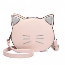 Dámská růžová kabelka Cat 6702