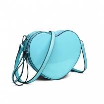 Dámská modrá kabelka Charlotte 6703