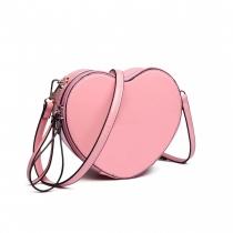 Dámská růžová kabelka Charlotte 6703