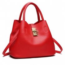 Dámská červená kabelka Karen 1816
