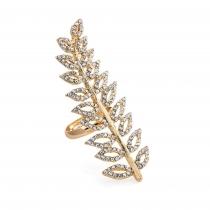 Prsten ve zlaté barvě Melanie 31603