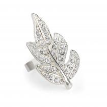 Prsten ve stříbrné barvě Terry 31651