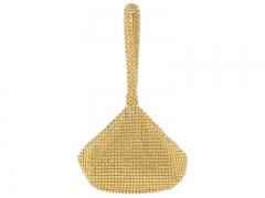 Dámská zlatá pompadůrka Willow 095a