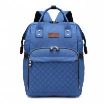 Mateřský modrý batoh na kočárek Blanche 6705