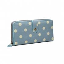 Dámská modrá peněženka Gisela 6801D