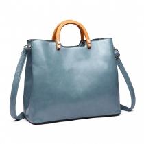 Dámská modrá kabelka Anife 1808