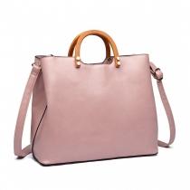 Dámská růžová kabelka Anife 1808