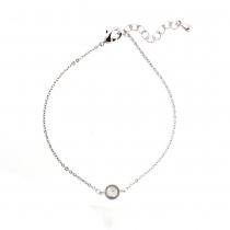Náramek ve stříbrné barvě Larissa 0063