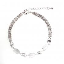 Náramek ve stříbrné barvě Theresa 0068