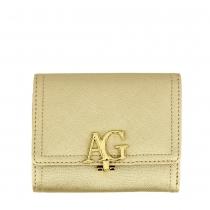 Dámská zlatá peněženka Corinne 1086