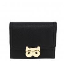 Dámská černá peněženka Dolly 1090