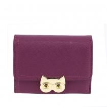 Dámská fialová peněženka Dolly 1090