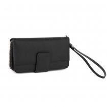 Dámská černá peněženka Viola 1094