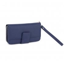 Dámská námořnicky modrá peněženka Viola 1094