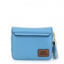 Dámská modrá peněženka Vikki 1083