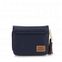 Dámská námořnicky modrá peněženka Vikki 1083