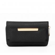 Dámská černá peněženka Susan 1097