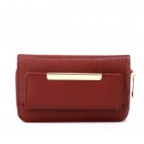 Dámská vínová peněženka Susan 1097